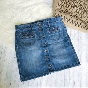 Vintage Tommy Hilfiger Denim Skirt